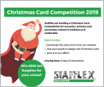 Christmas Card Competition 2019 - win £250 for your school!