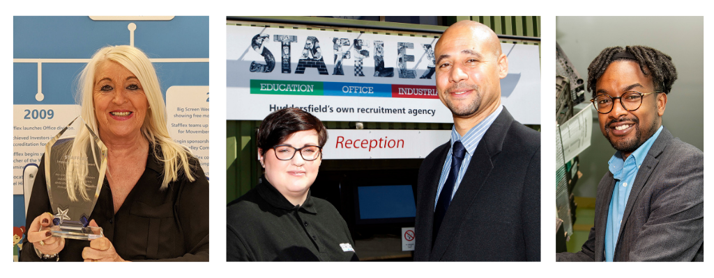 Stafflex announce raft of manager promotions