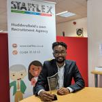 Stafflex employee of the Year announced!